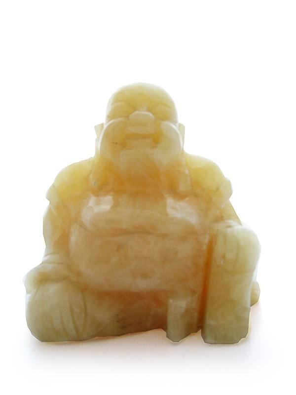 Buddha Vesel - Calcit - marime medie