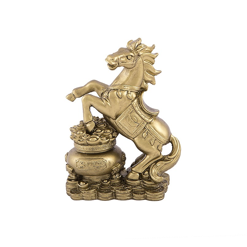Calul Victoriei cu Vasul Prosperitatii - marime medie