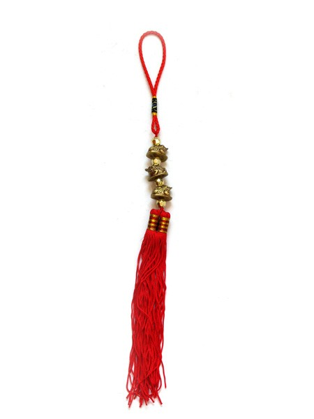 Amuleta cu 3 Broscute Norocoase cu Trei Picioare
