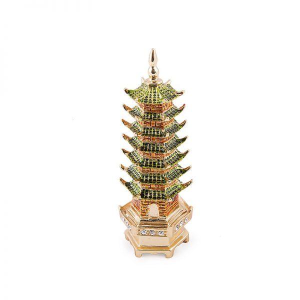 Pagoda Wen Chang cu 7 Nivele - pentru Succes la Examene
