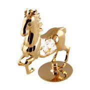 Cal cu Cristale Swarovski - placat cu Aur 24K