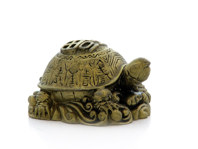 Broasca Testoasa Feng Shui cu Simbolul Norocului