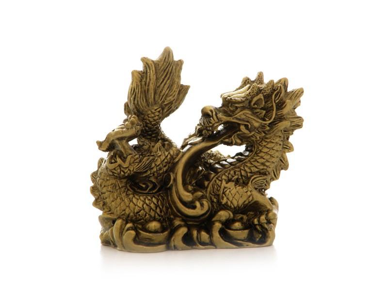 Dragon Norocos cu Pepite - marime mica