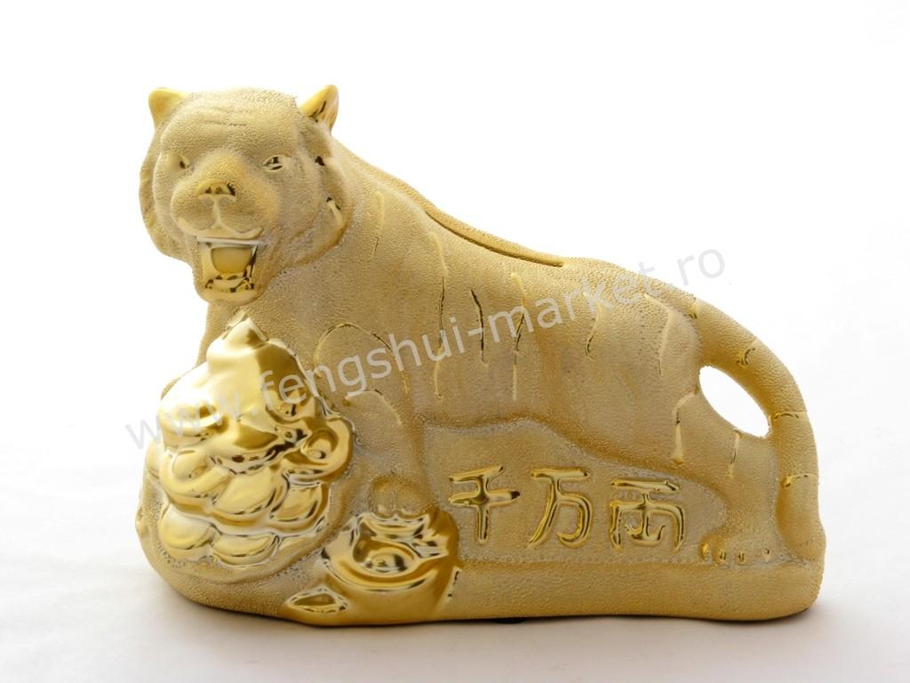 Tigrul Prosperitatii - pusculita