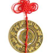 Amuleta Feng Shui Cele 12 Zodii
