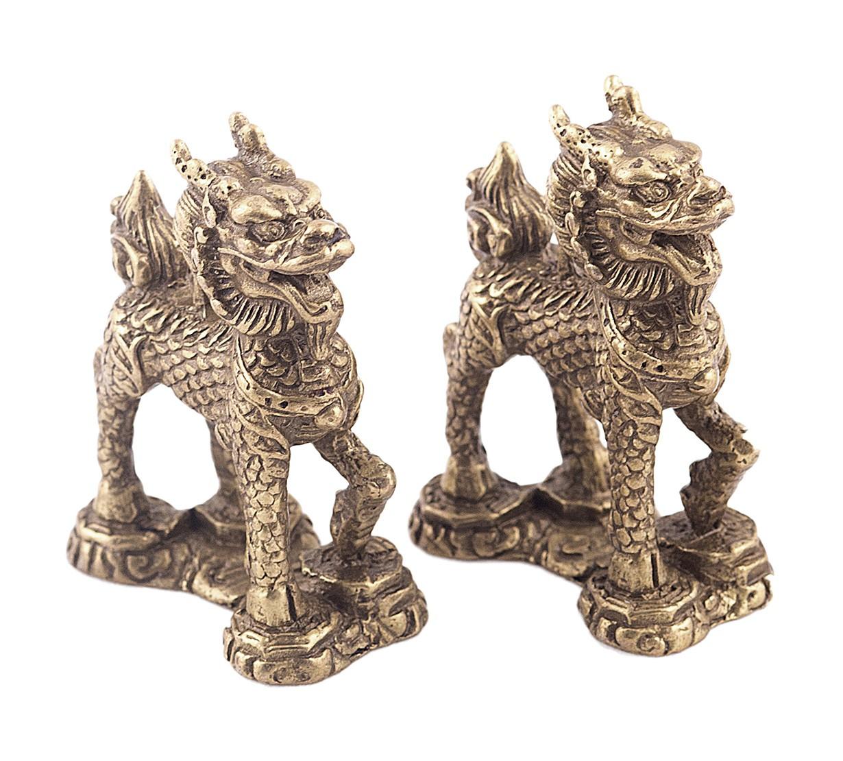 Set Chi Lin - bronz - marime mica