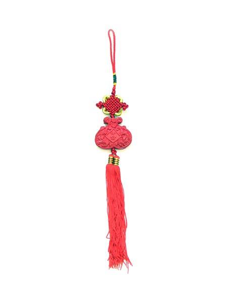Amuleta cu Lilieci, Simbolul Norocului si Nod Mistic