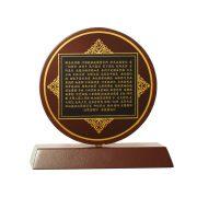 Roata Magica - placa lemn