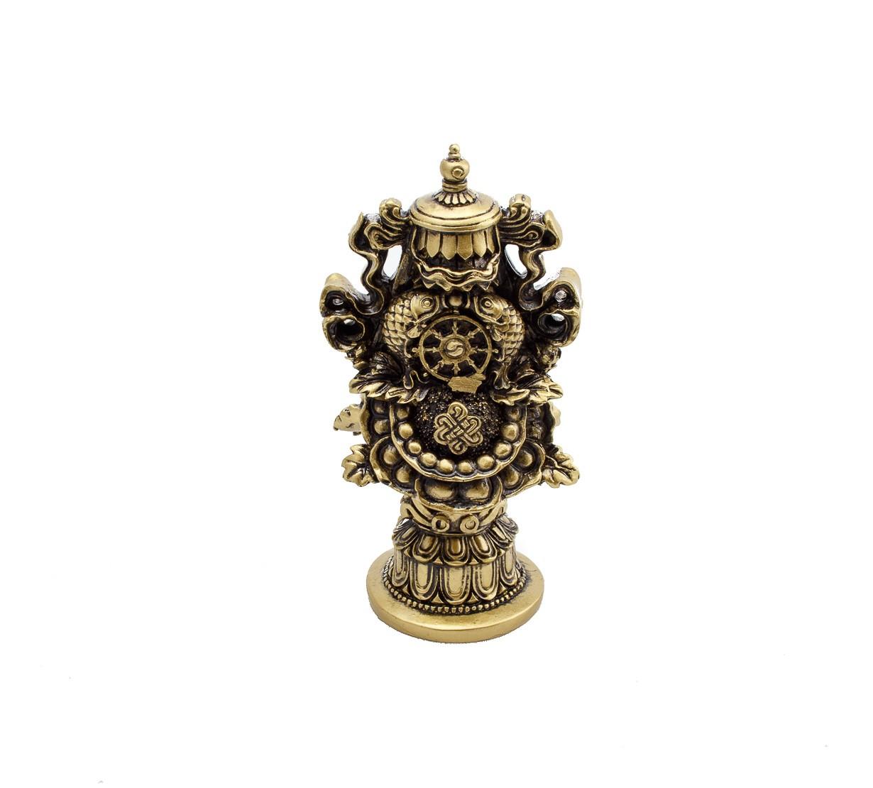 Cele 8 Obiecte Norocoase din Tibet