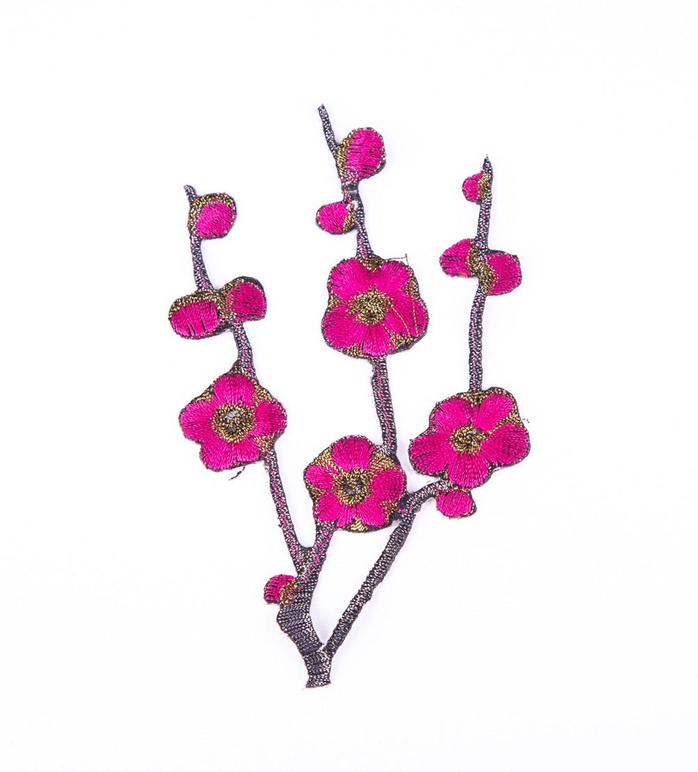 Flori de Cires - accesoriu textil