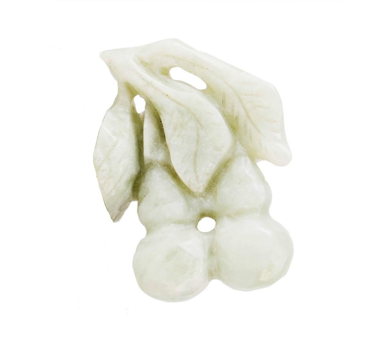 Pereche Wu Lou - jad - marime mare - model 2