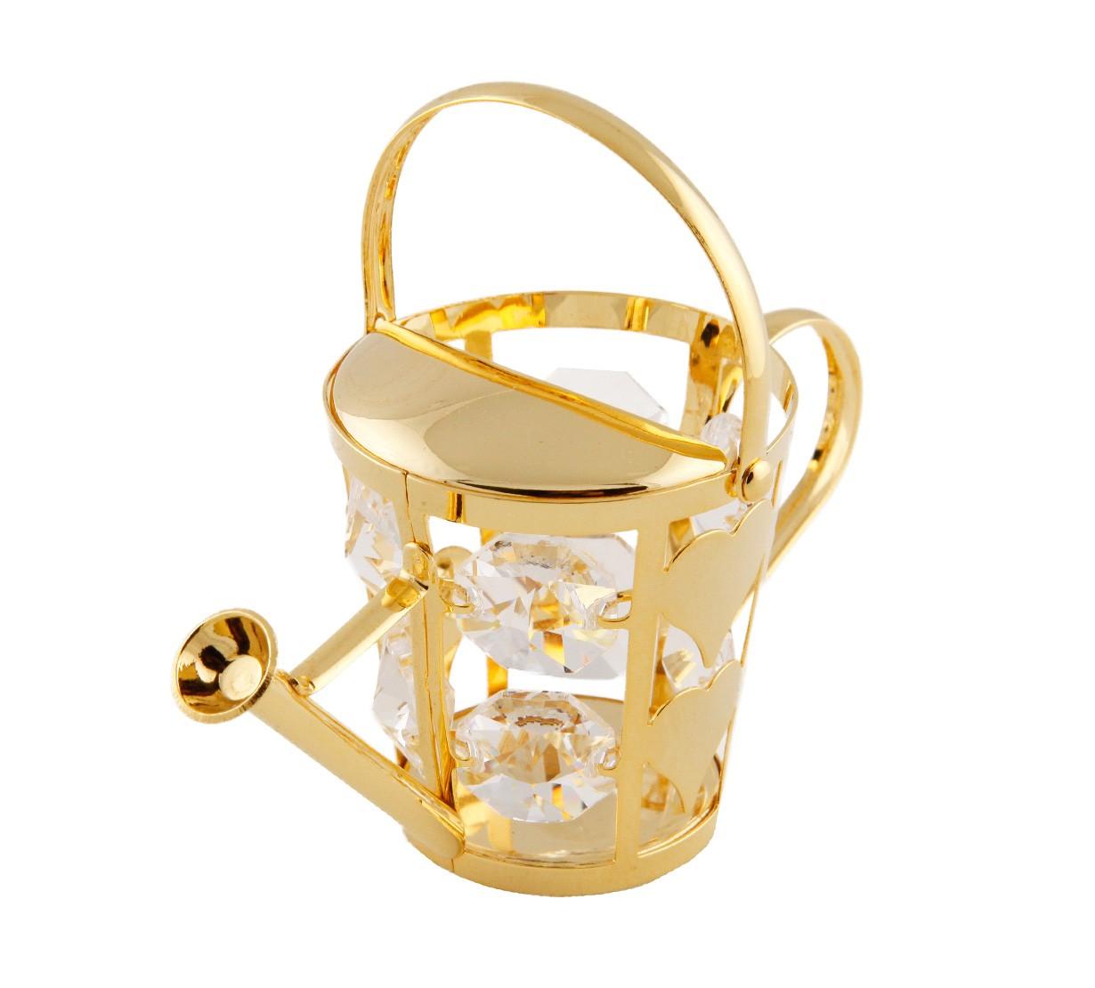 Stropitoare cu Cristale Swarovski - placata cu Aur 24K