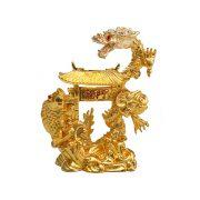 Poarta Dragonului - auriu