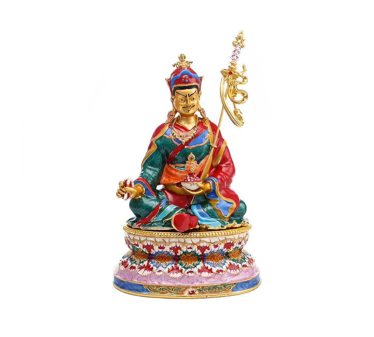 Guru Rinpoche - caseta bijuterii