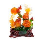 Carasi cu Floare Lotus - pentru Casatorie si Prosperitate