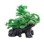 Calul Victoriei cu Ru Yi si Simboluri Prosperitate