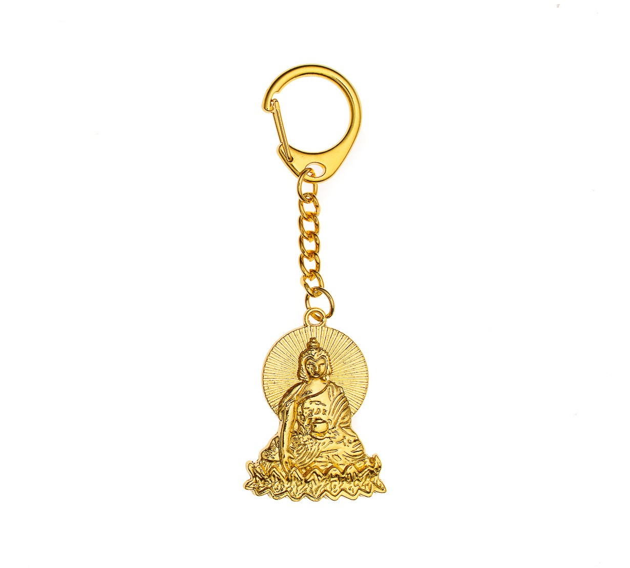 Breloc Feng Shui cu Buddha Medicinal - model 1