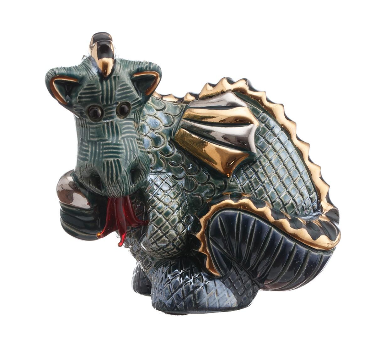 Dragon Albastru - ceramica portelanata Rinconada