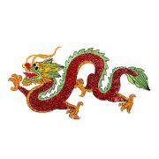 Dragon Norocos - accesoriu textil - marime medie