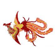 Pasarea Phoenix - accesoriu - marime medie